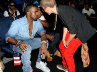 Kim Kardashian et Kanye West : Justin Bieber a essayé de sauver leur mariage