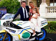 Laura Tenoudji et Christian Estrosi : attendris devant Bianca en motarde