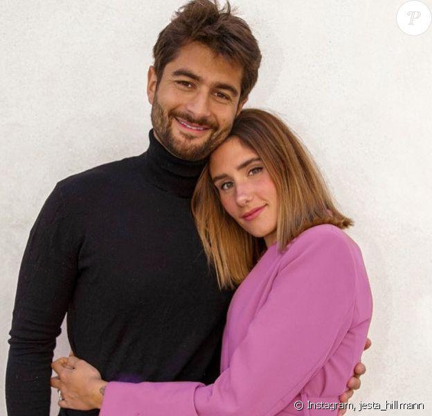 Jesta Hilmann et Benoît Assadi attendent leur deuxième enfant - Instagram, 2 août 2020