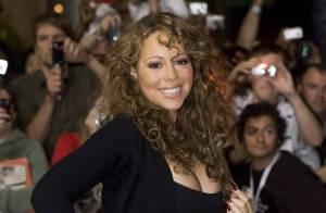 Mariah Carey : Toujours aussi sexy... décolletée... et Précious !