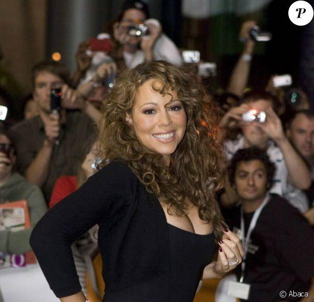 Mariah Carey au Festival du film de Toronto, le 13 septembre 2009