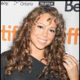 Mariah Carey lors de la présentation du film Precious à Toronto