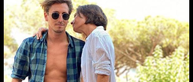 Alessandra Sublet amoureuse de Jordan : accrochée à lui, elle a le