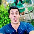 """Marlène de """"Mariés au premier regard 2019"""" et Sébastien posent sur Instagram, le 28 juillet 2020"""