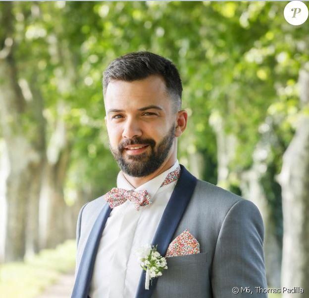 """Kévin, candidat de """"Mariés au premier regard 3"""", M6"""