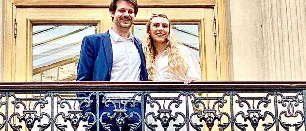Paul Belmondo fier papa : son fils Alessandro et sa chérie Méliné sont pacsés