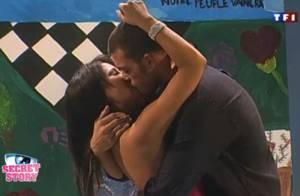 Secret Story 3 : Jonathan et Sabrina... amoureux comme au premier jour ! C'est Daniela qui doit être contente... Regardez !
