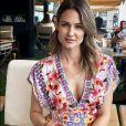 """Lauriane Gilliéron a rejoint le casting de """"Plus belle la vie"""" (France 3) le 24 août 2020."""
