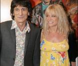 Ronnie Wood et Jo