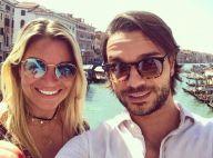 Sophie Tapie mariée à Jean-Mathieu : premières photos avec moto et fumigènes