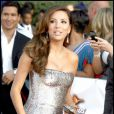 Eva Longoria lors de son arrivée aux Alma Awards le 17/09/09