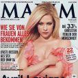 Avril Lavigne fait la une des magazines
