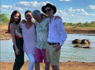 Catherine Zeta-Jones : Fin de vacances et rentrée pour ses deux enfants