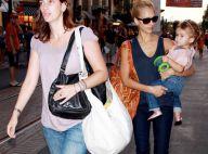 Jessica Alba : après la folie des défilés, elle retrouve sa fille adorée... en toute simplicité !