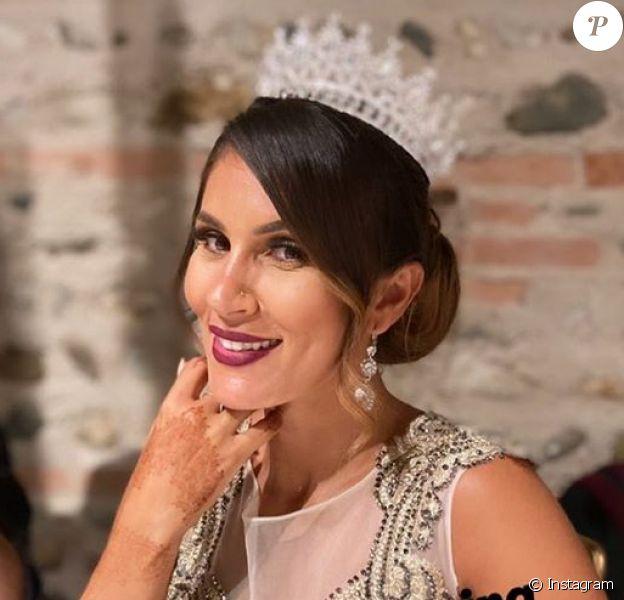 Wafa s'est mariée avec Oliver le 5 septembre 2020.