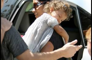 Halle Berry : sa fille est définitivement craquante... l'actrice est sous le charme de son ange !
