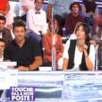 """Jean-Pascal Lacoste quitte le plateau après une mauvaise blague dans """"Touche pas à mon poste"""" (septembre 2020), C8"""