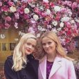 Reese Witherspoon et sa mère Ava Phillippe. Mai 2020.