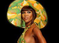 Naomi Campbell : la reine des podiums c'est encore elle ! La preuve... elle est sublime !