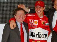 """Michael Schumacher conscient ? Jean Todt donne des nouvelles : """"Il se bat"""""""