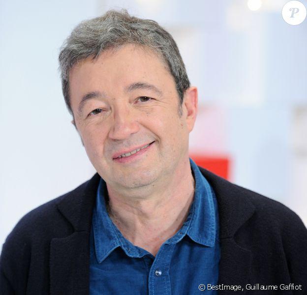 """Exclusif - Frédéric Bouraly - Enregistrement de l'émission """"Vivement Dimanche"""" présentée par M.Drucker sur France 2.© Guillaume Gaffiot / Bestimage"""
