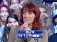 N'oubliez pas les paroles : Valérie révèle comment elle va dépenser ses gains