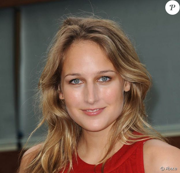 Leelee Sobieski à la performance de Tosca au Lincoln Center de New York le 21 septembre 2009