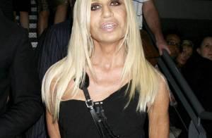 Donatella Versace, Anna Wintour, Natalia Vodianova... Elles sont toutes folles de Christopher !