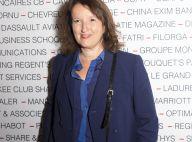 Anne Roumanoff : Chic pour un déjeuner d'affaires avec Alexandre Arnault
