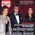 Caroline de Monaco, Ernst August de Hanovre et Maryam Sachs en couverture de Point de Vue