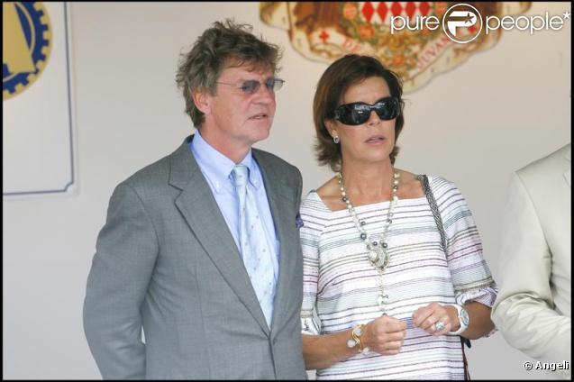 Caroline de Monaco et Ernst August de Hanovre