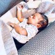 Bow Wow a publié une photo de son fils, né de sa relation avec Olivia Sky.