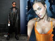 Tina Kunakey, Irina Shayk : Transparence et décolleté aveuglant à la Fashion Week de Milan