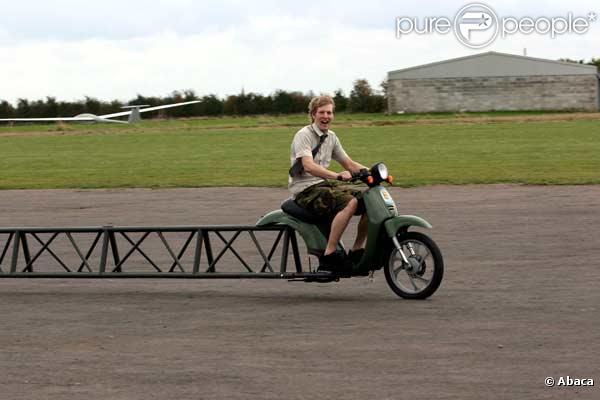 Voici la plus longue moto du monde : 14 mètres !