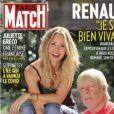 Une de Paris Match. 1er octobre 2020.