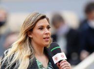 Marion Bartoli très enceinte à Roland-Garros : elle fait la fierté de son mari