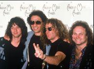 Mort d'Eddie Van Halen à 65 ans : l'ex-femme du guitariste submergée par l'émotion