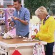 """Images tirées de l'émission """"Le Meilleur Pâtissier"""" saison 9 - Épisode diffusé le 30 septembre 2020 sur M6"""