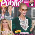 Nouvelle couverture du magazine Public, paru en kiosques vendredi 9 octobre 2020