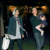 Tom Cruise, Katie Holmes et la princesse Suri s'offrent un moment de détente... en famille !