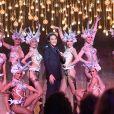 Samuel Djian (Bambi) - Soirée de gala du Jamel Comedie Club au Paradis Latin avec Canal+ à Paris, le 8 octobre 2020. © RACHID BELLAK / BESTIMAGE