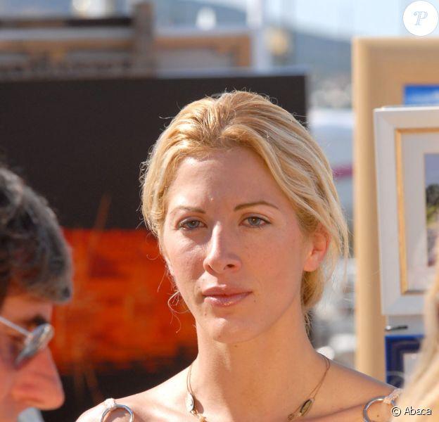 Loana en tournage à Saint-Tropez  (été 2006)