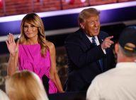 """Melania Trump : Victime d'une """"toux persistante"""", elle plante Donald Trump en campagne"""
