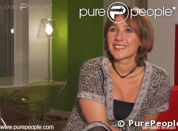 En vidéo et à la veille de la finale, l' interview exclusive d'Alexia Laroche-Joubert à Purepeople...