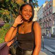 "Angélique, candidate de ""Koh-Lanta, Les 4 Terres"" (TF1)."