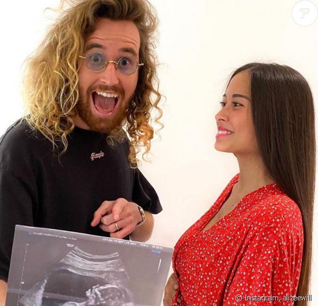 Alizée et Maxime (Pékin Express) sont devenus parents pour la première fois.