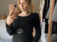 """Stéphanie Clerbois enceinte et malade du Covid-19 : """"Une sensation horrible"""""""