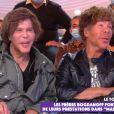 """Les frères Bogdanov invités dans """"Touche pas à mon poste"""", sur C8"""