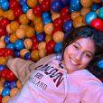 Manel, l'une des filles de Wafa, photo Instagram du 15 octobre 2020