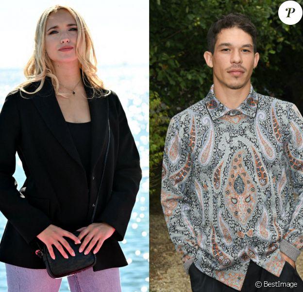 Chloé Jouannet est en couple avec Sandor Funtek. Les deux acteurs ont officialisé leur relation sur Instagram.